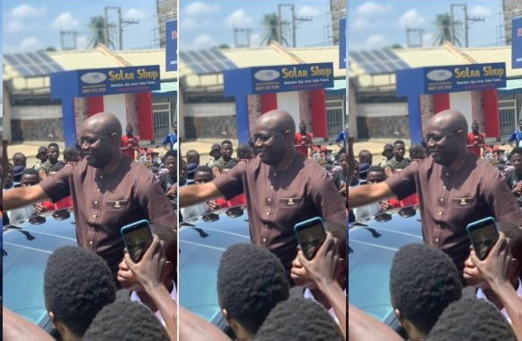 Governor Seyi Makinde joins #June12thProtest in Ibadan (Video)