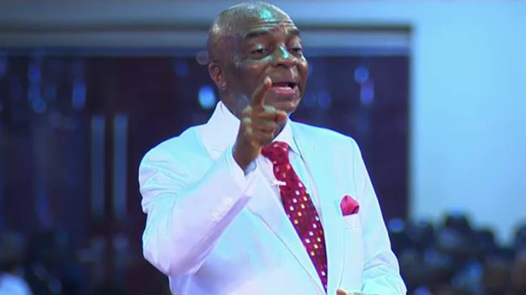 The only thing remaining in Nigeria today are the investments of God's people - Bishop Oyedepo