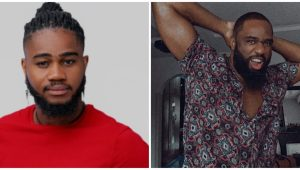 """""""It's not me on the BBNaija Reunion """" – Singer Praiz gives clarity to those taking him for Praise"""