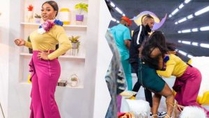 """""""I don't have patience for rubbish, now y'all know why"""" – Lucy says to trolls following fight with Kaisha"""
