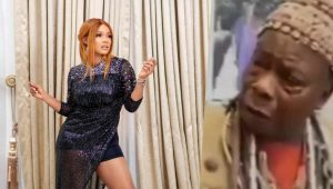 Iyabo Ojo reacts to alleged death of herbalist who wished her dead