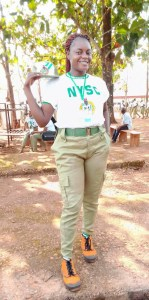 """""""Each time I remember what the lady did to me, I feel embarrassed"""" – Corps member assaulted by female soldier in Calabar speaks (video)"""