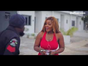 Comedy Video: Officer Woos – Pedicure Date