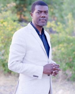 """""""You didn't have a son until you had a daughter,"""" writes Reno Omokri as he shares the photo with his daughter"""