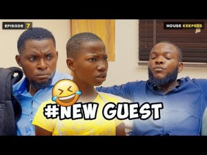 Comedy Video: Mark Angel Comedy – House Keeper Series (EP7 – New Guest)