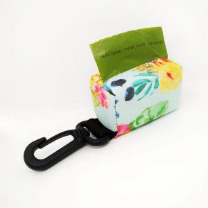 Kupownik, torebka na woreczki do sprzątania po psie, kolekcja Tropical