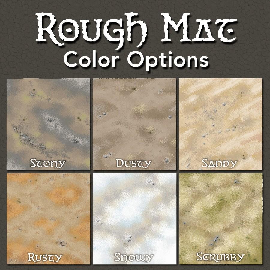 WarSigil ROUGH MAT 4/' x 6/'