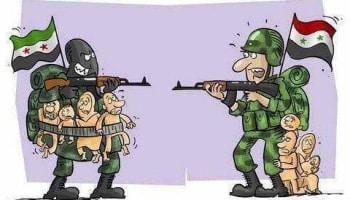 Ako hlasy zo Sýrie vyvracajú západnú propagandu.