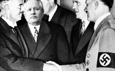 DOKUMENT: Podporoval Západ Hitlera proti Stalinovi?
