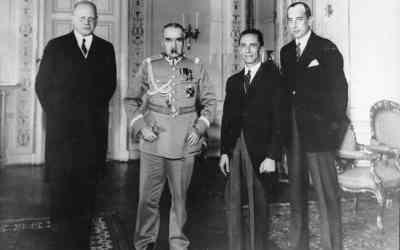 Presstitúti mudrujú o pakte Molotov – Ribbentrop. O pakte Pilsudski – Hitler presstitút mlčí.
