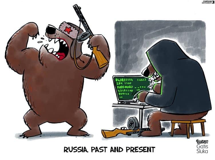 Rusofóbia ako súčasť profesie – Európske žurnalistické štandardy