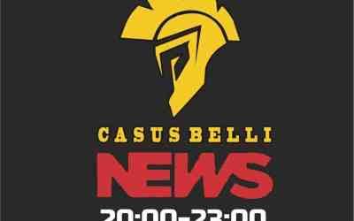 Casus Belli NEWS 10 – Demostracie USA, Demonstracie USA vs ticho o COVIDE, Vylodenie v Normadii..