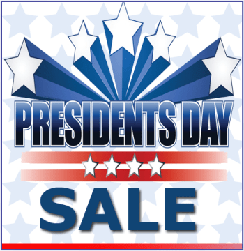 Presidents Day Sale Event at Warson Woods Antiques Gallery