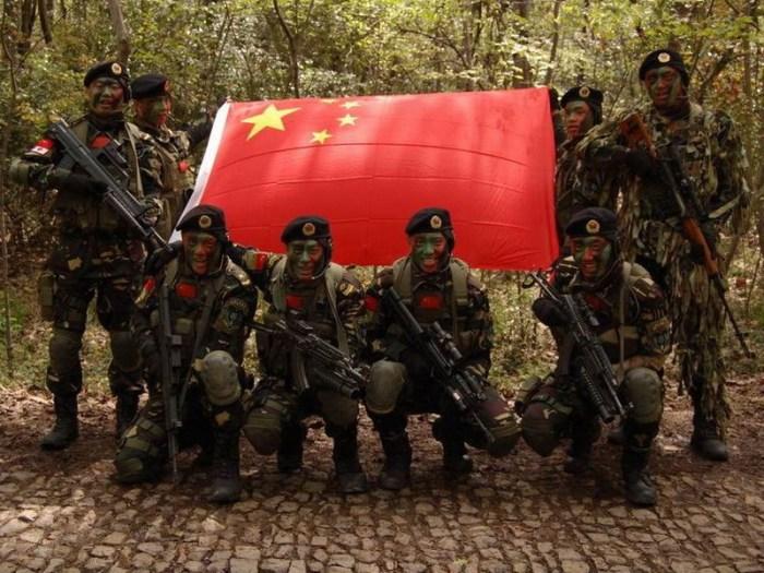 Китайский спецназ – сила, с которой необходимо считаться (http://www.lszhaji.com)