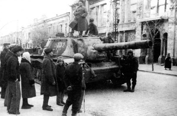 Апрель 1944го последний штурм Перекопа Warspotru