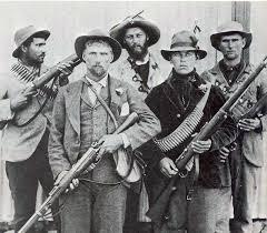 Boer Wars 1890 - 1902