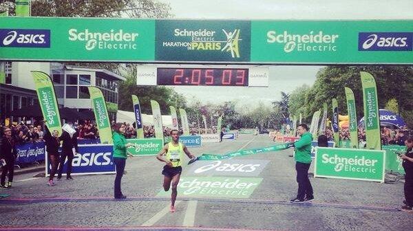 rekord w maratonie