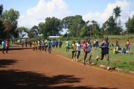 kenijscy biegacze
