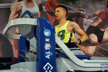 trening zastępczy bieganie