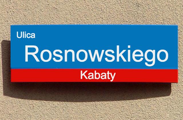 Kiedy kierowcy pojadą ulicą Rosnowskiego?