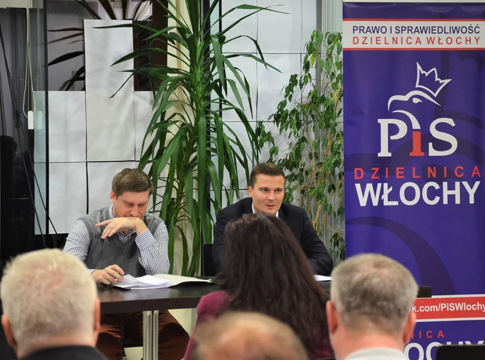 Włochy: Dyskusja nad programem rozwoju dzielnicy