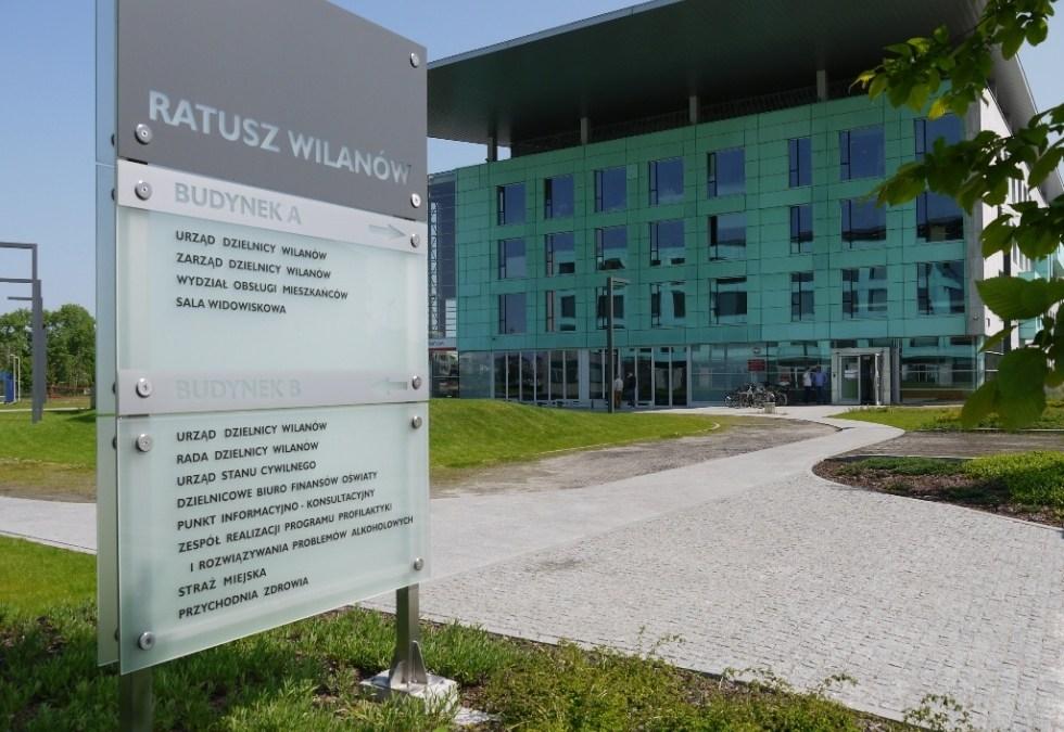 """Kolejny """"podkradziony"""" projekt stanowiska Rady Dzielnicy Wilanów"""