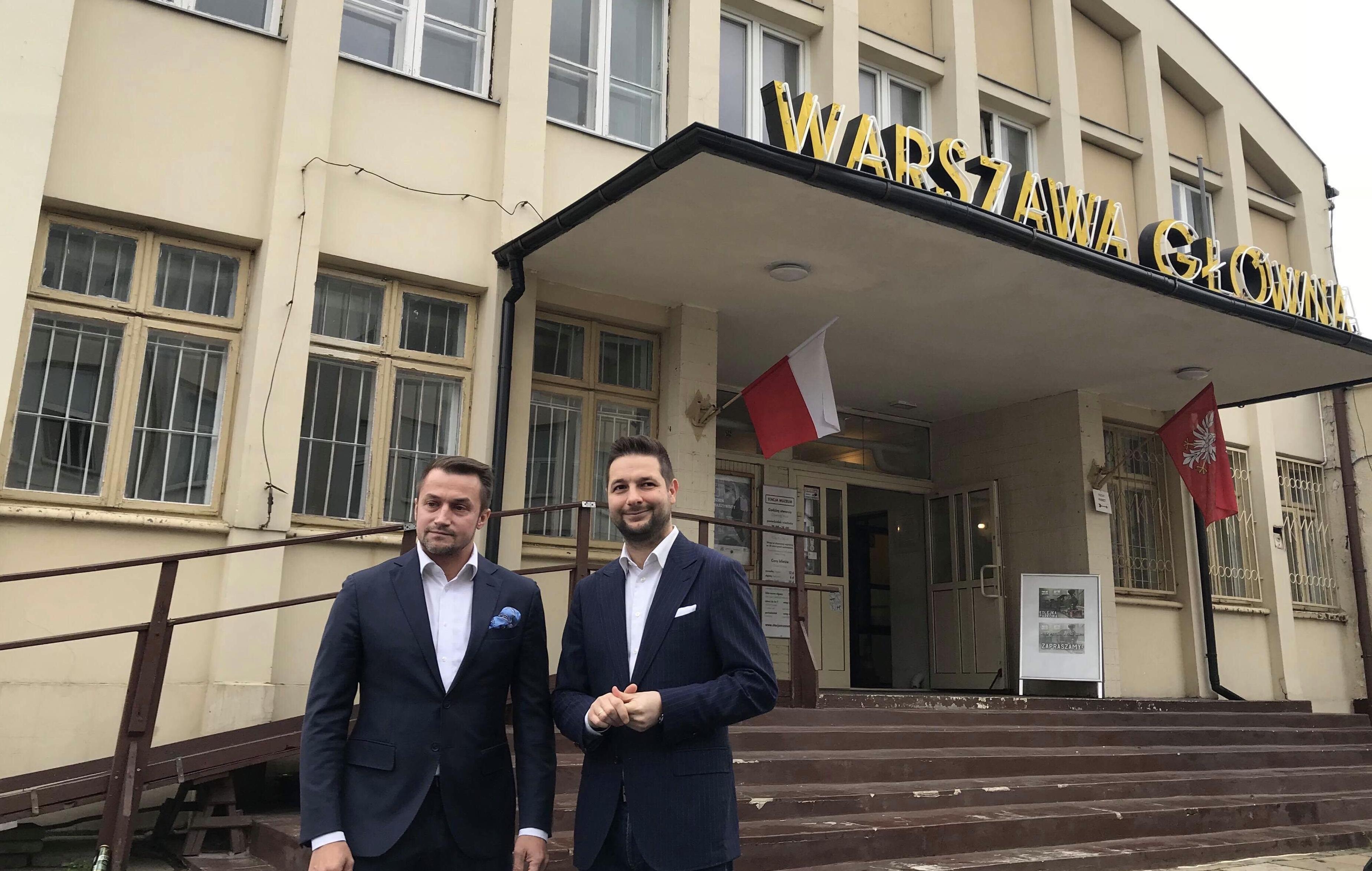 Piotr Guział kandydatem na wiceprezydenta Warszawy