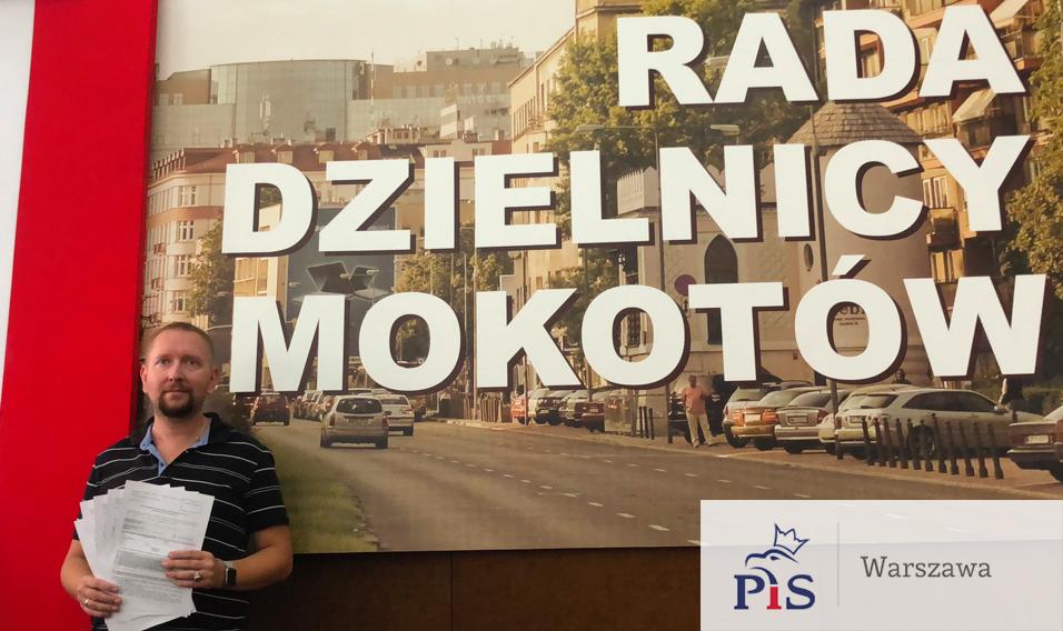 Poznaliśmy kandydatów PiS do Rady Dzielnicy Mokotów