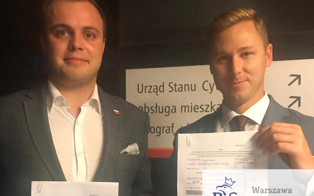 Oto kandydaci PiS do Rady Dzielnicy Ursynów!