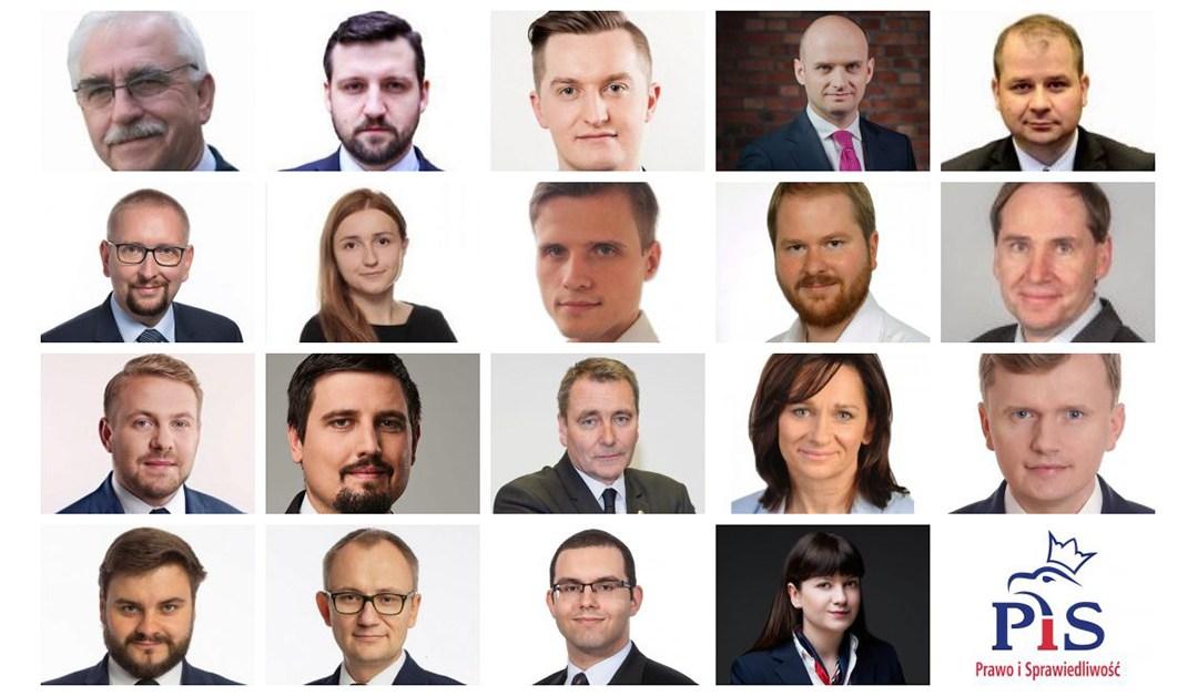 Radni Prawa i Sprawiedliwości w nowej Radzie m.st. Warszawy