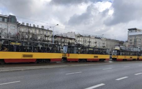 Kontrola przetargu na tramwaje
