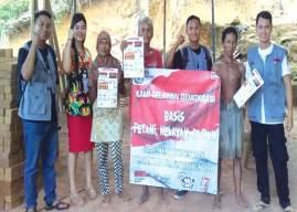 Tingkatkan Partisipasi Pemilih, Relasi KPU Kubar Sosialisasi Pendidikan Pemilu