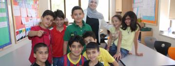 hanan khader and children-helloworldkids