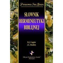 Słownik hermeneutyki biblijnej-89