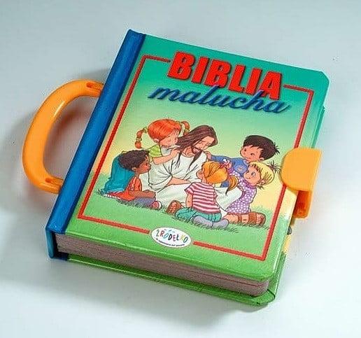 Biblia malucha - kuferek