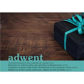 Plakat Adwent 2017 - prezent-5020