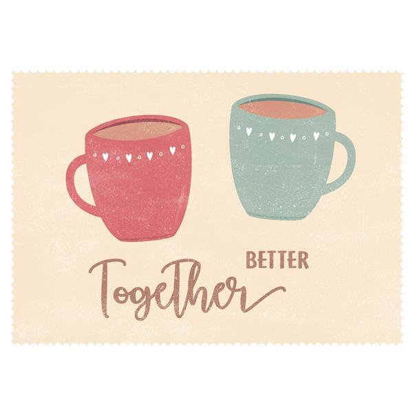Kartka pojedyncza. Better together-5098