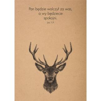 Mój dziennik- NATURAL-jeleń-5160