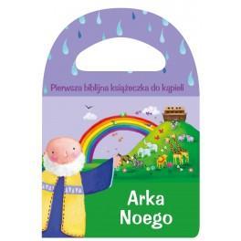 Arka Noego. Piszcząca ksiażeczka do kąpieli