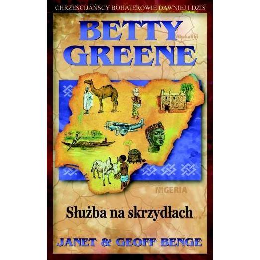 Betty Greene. Służba na skrzydłach