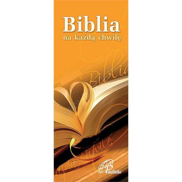 Biblia na każdą chwilę - mini
