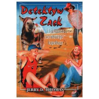 Detektyw Zack i tajemnica czerwonego kapelusza