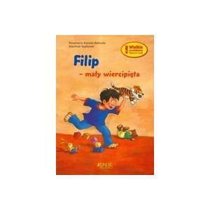 Filip, mały wiercipięta