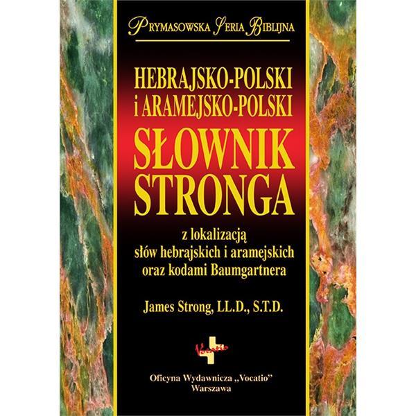 Hebrajsko-polski i aramejsko-polski Słownik Stron