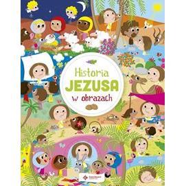 Historia Jezusa w obrazach