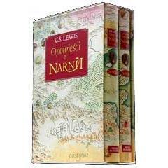 Opowieści z Narnii - wydanie dwutomowe