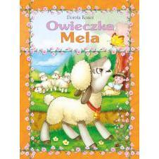 Owieczka Mela - oprawa miękka