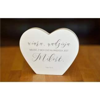 Serce - Wiara, nadzieja, miłość