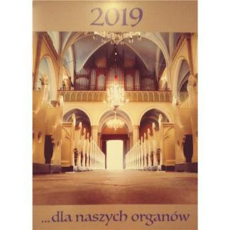 Kalendarz ścienny 2019