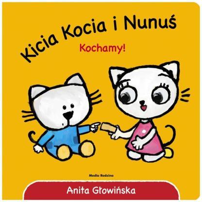 Kicia Kocia i Nunuś - Kochamy!